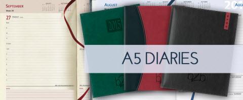 a5diaries