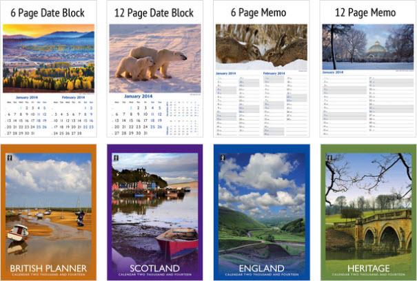 Diaries Amp Calendars Bristol Business Forms