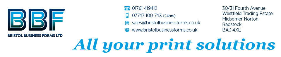 Bristol Business Forms