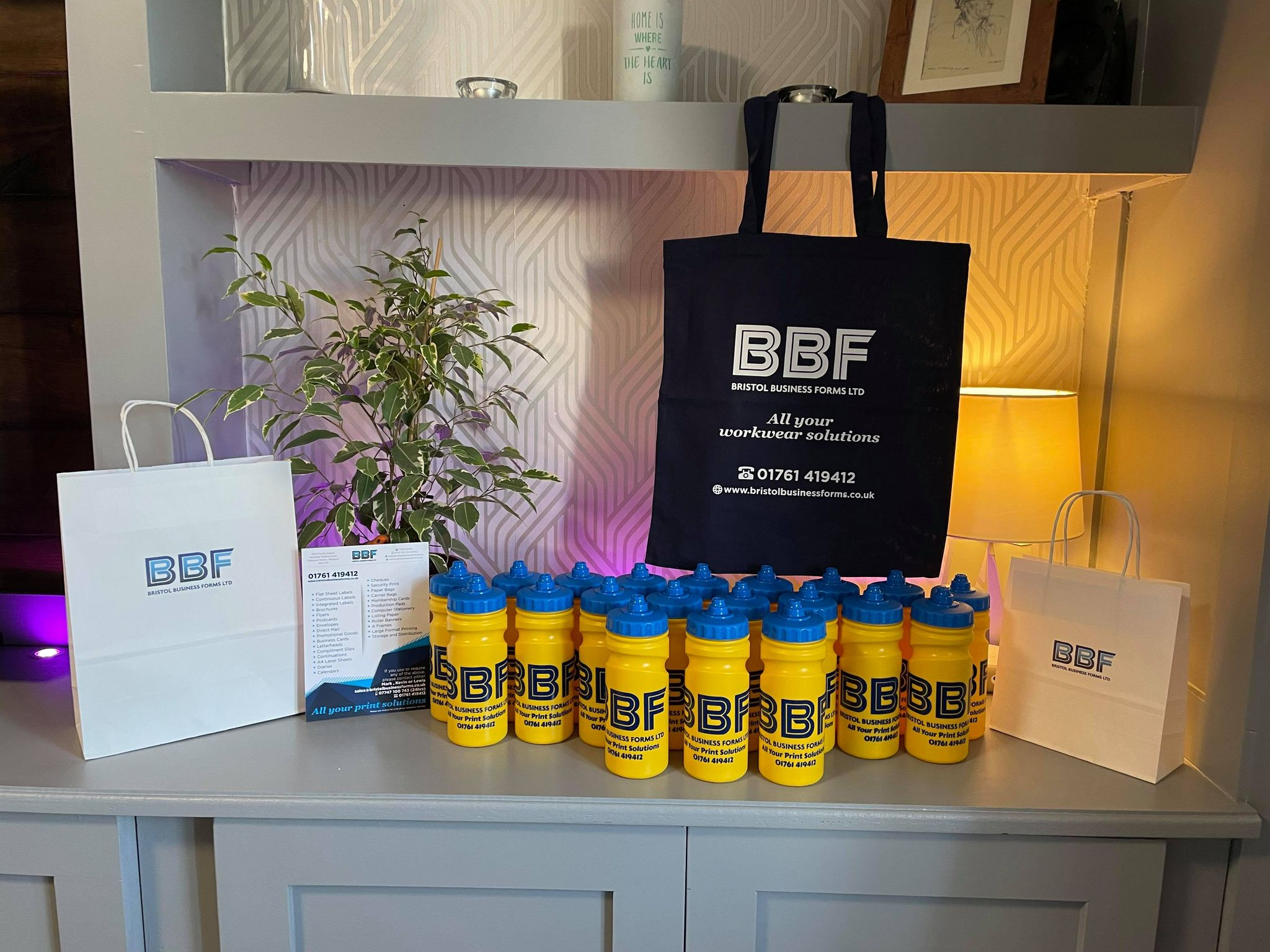Promotional Branded Products